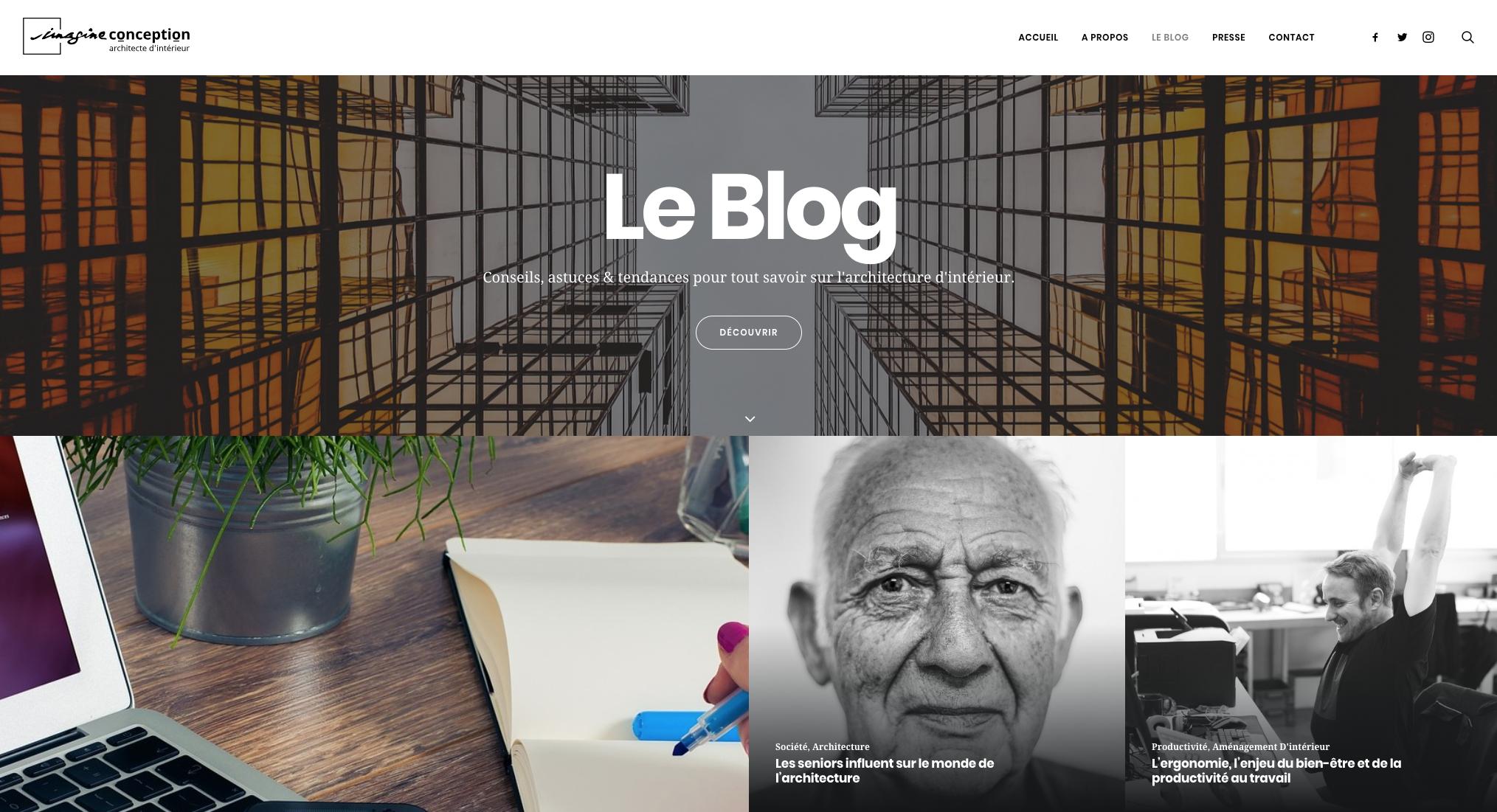 Le Blog Pour Tout Savoir Sur L Architecture D Interieur